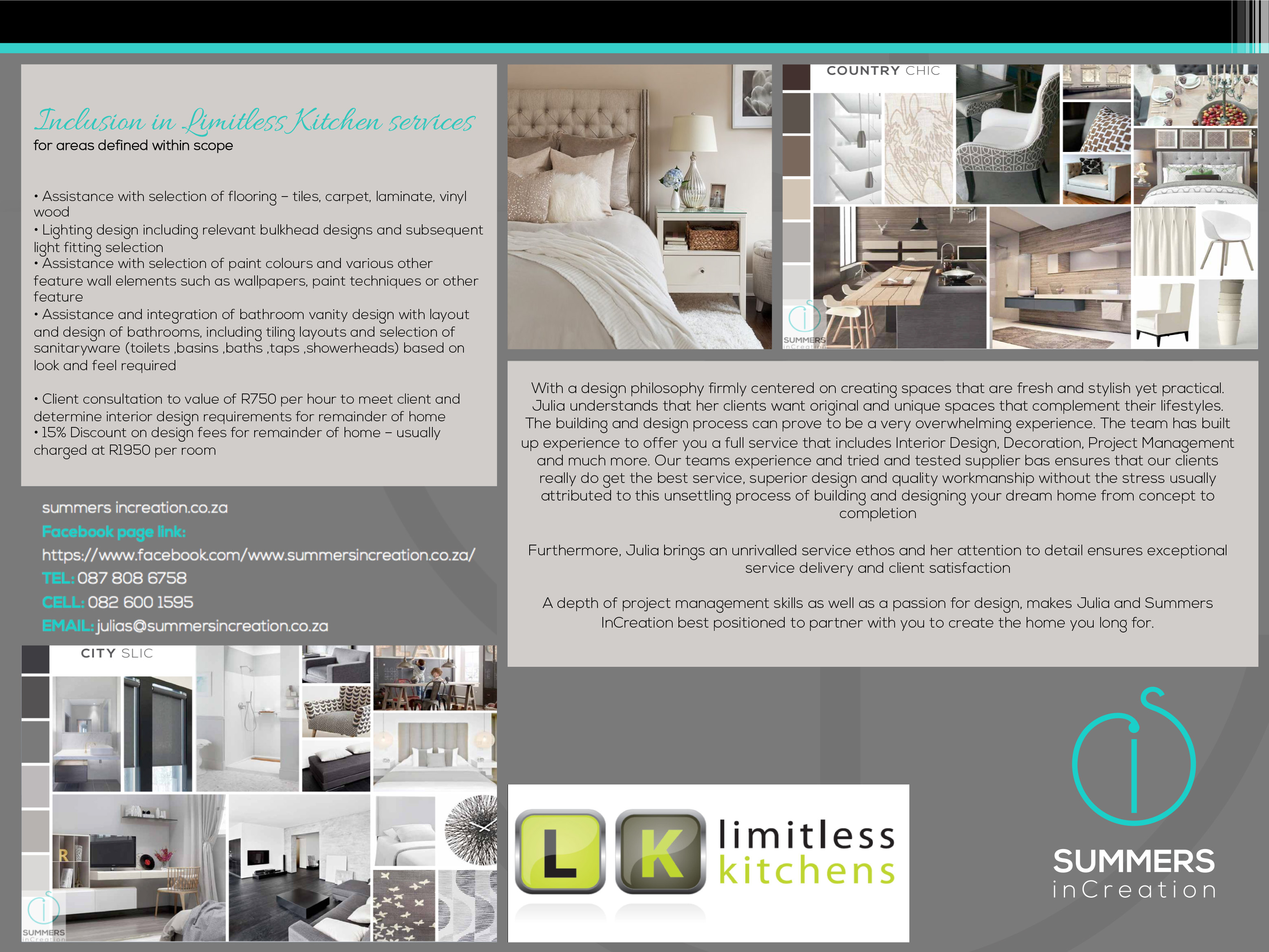Promotions Limitless Kitchens